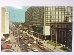 CANADA - Toronto - Bloor Street 1967 - Toronto