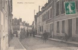 Chablis - Rue Auxerroise - Chablis