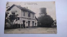 Carte Postale ( X1 ) Ancienne De Diarville , La Gare - France