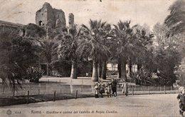 ROMA GIARDINO E ROVINE DEL CASTELLO DI ACQUE CLAUDIA - Parks & Gardens