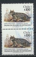 °°° CILE CHILE - Y&T N°1585 - 2001 °°° - Cile