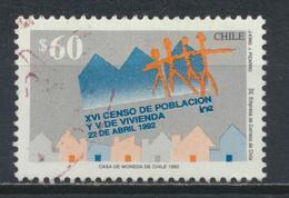 °°° CILE CHILE - Y&T N°1101 - 1992 °°° - Cile