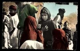 MAROC, Aaiun, Al-Ajoen, Groupe Indigene, Ancienne Colonie Espagnole, Sahara Espagnol - Maroc