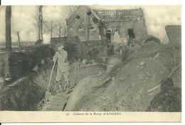 62 - ANGRES / CABARET DE LA ROUTE D'ANGRES - France