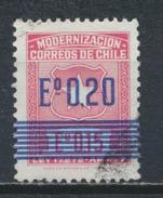 °°° CILE CHILE - Y&T N°390 - 1972 °°° - Cile