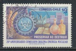 °°° CILE CHILE - Y&T N°650 - 1984 °°° - Cile