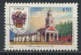 °°° CILE CHILE - Y&T N°978 - 1990 °°° - Cile