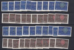 Europa Cept 1960 Finland 2v (20x) ** Mnh (44088) - 1960