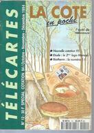 TELECARTES - LA COTE EN POCHE N° 12  - 1994 - Tarjetas Telefónicas