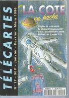 TELECARTES - LA COTE EN POCHE N° 17  - 1996 - Libros & Cds