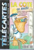TELECARTES - LA COTE EN POCHE N° 19  - 1996 - Telefoonkaarten