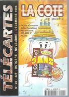 TELECARTES - LA COTE EN POCHE N° 20  - 1996 - Telefonkarten