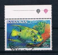 Bahamas 1986 Fische Mi.Nr. 627 YII Gestempelt - Bahamas (1973-...)