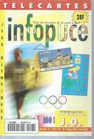 TELECARTES - INFOPUCE N° 7  - 1996 - Telefonkarten