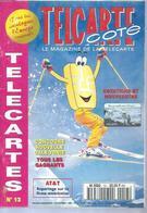 TELECARTES - COTE N° 13  - 1996 - Télécartes