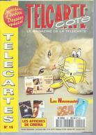 TELECARTES - COTE N° 15  - 1996 - Telefoonkaarten