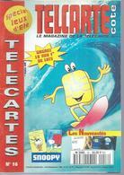 TELECARTES - COTE N° 16  - 1996 - Telefoonkaarten