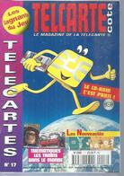 TELECARTES - COTE N° 17  - 1996 - Kataloge & CDs