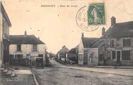 77-BANNOST- RUE DE JOUY - Autres Communes