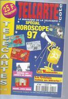 TELECARTES - COTE N° 19  - 1997 - Libros & Cds