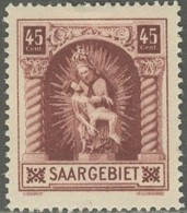 Sarre 1920-1935 - N° 101 (YT) N° 101 (AM) Neuf *. - 1920-35 Société Des Nations