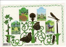 Bloc Feuillet N° 120, Salon Du Timbre 2008 - Mint/Hinged