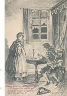 Lot 7 CPA  -Scènes Illustrées  De Manon Lescaut Par Du Peyson ( à Confitmer) --Sans Frais Acheteur - Postales