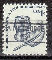 USA Precancel Vorausentwertung Preo, Locals Kansas, Saint George 841 - Vereinigte Staaten