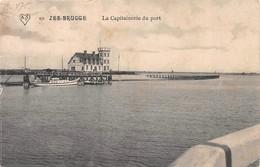 La Capitainerie Du Port - Zeebrugge - Zeebrugge