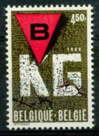 Belgio 1975 SG 2390 Nuovo ** 100% - Nuovi