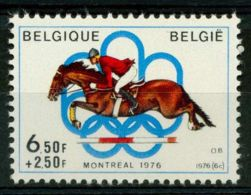 Belgio 1976 SG 2424 Nuovo ** 100% - Nuovi