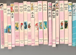Livre - Lot De 72 Histoires De La Bilbiothèque Rose - Lots De Plusieurs Livres
