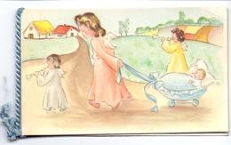 Geboortekaartje Carte De Naissance - Danielle Paquet - Charleroi 1948 - Naissance & Baptême