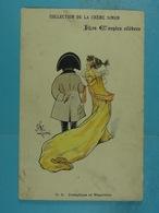 Collection De La Crème Simon Les Couples Célèbres Joséphine Et Napoléon - Publicité