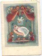 Geboortekaartje Carte De Naissance - Godelieve D'Haeze - Oudenaarde 1953 - Naissance & Baptême