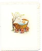 Geboortekaartje Carte De Naissance - Micheline Geerts - Turnhout - Tielen 1962 - Naissance & Baptême