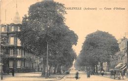 ¤¤  -   CHARLEVILLE   -   Cours D'Orléans     -   ¤¤ - Charleville