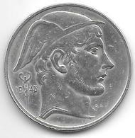 *belguim  50 Francs 1948 French - 05. 50 Francs