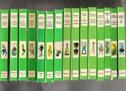 Livre - Lot De 84 Histoires De La Bilbiothèque Verte - Lots De Plusieurs Livres