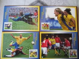 Maximum Cards Sweden 2004 Swedish Football  (Complete Set) (Maxi 1 - 3 ) - Tarjetas – Máxima