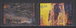 NOORWEGEN - Michel - 2000 - Nr 1349/50 - Gest/Obl/Us - Norvège