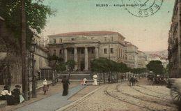 BILBAO ANTIGUO HOSPITAL CIVIL. -  EDIC ALMACENES AMANN VIZCAYA - Vizcaya (Bilbao)
