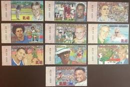 South Africa 2001 Sporting Heroes MNH - Südafrika (1961-...)