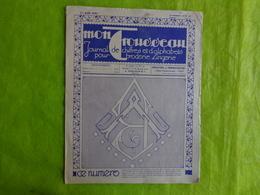 Mon Trousseau 1er Aout 1931 - Mode