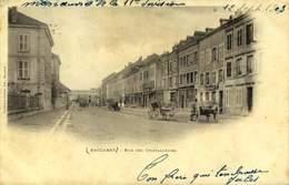 54-BACCARAT-RUE DES CRISTALLERIES / A 534 - Baccarat