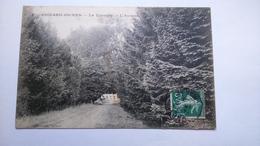 Carte Postale ( X1 ) Ancienne De Croizard Joches , La Verrerie , L Avenue - Altri Comuni