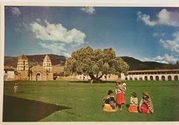 (669) Peru - Nahuipuquio - Huancayo - Testimonies Of Peru's Colonial Past - Pérou