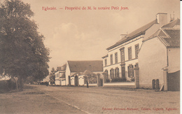 Eghezée - Propriété De M. Le Notaire Petit Jean (Edit. Delvaux Biamont Tabacs Cigares) - Eghezée