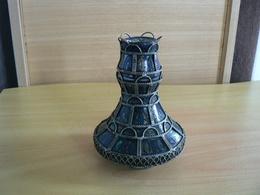 VASE EN CERAMIQUE / TRAVAIL MAROCAIN / VOIR DETAIL - Céramiques