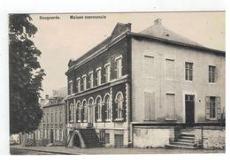 Hoegaarden Hougaerde.  Maison Communale - Hoegaarden